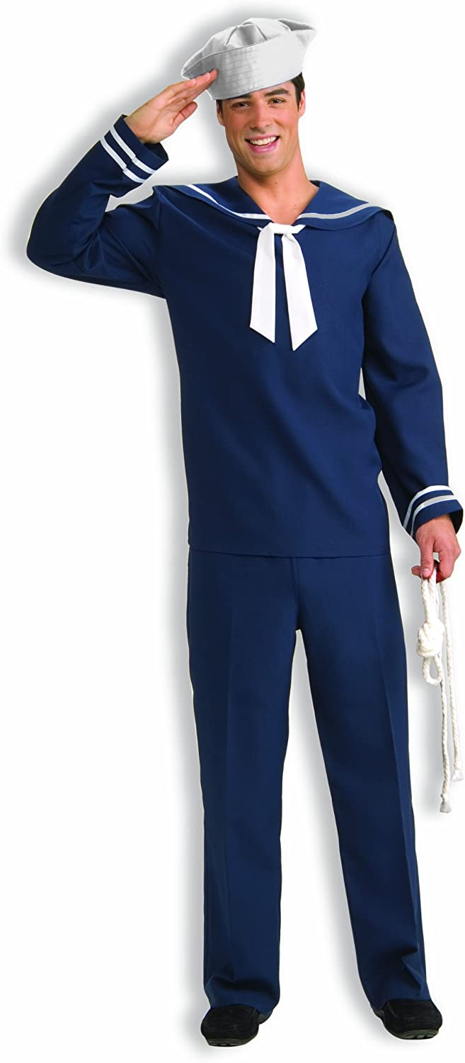 Men's Ahoy Matey Sailor Costume