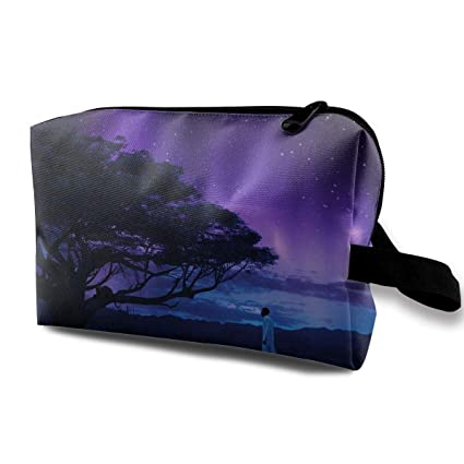 Angry Black Panther Wallpaper Small Travel Toiletry Bag