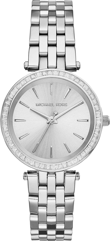 Michael Kors 32002765 - Reloj de pulsera para mujer (redondo, analógico, cuarzo, acero inoxidable)