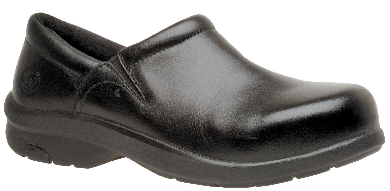 087528001 Timberland PRO Women's Newbury Work Shoes - Black - 11.0 - W