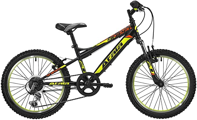 ATALA Gato Motor Bicicleta Niño Sniper 6 V Rueda de 20