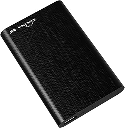 Blueendless - Disco Duro Externo Portátil (USB 3.0, para PC, Xbox ...