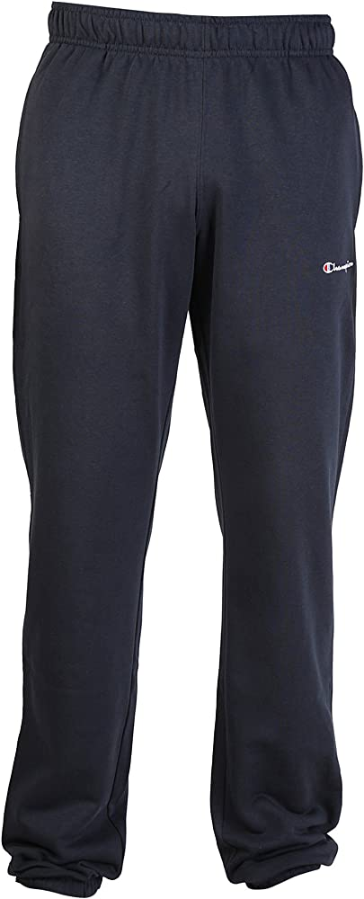 Champion - Pantalones de Chandal Pierna Recta Caballero Hombre ...