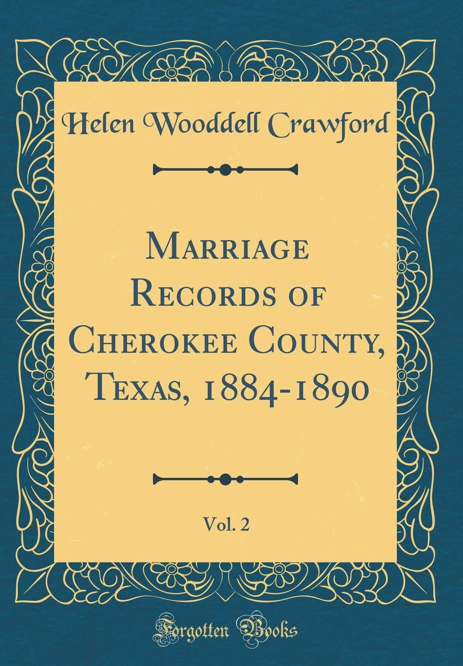 anderson county tx marriage records