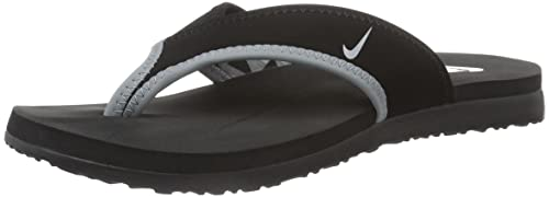 156368b1c92c Nike Men s Celso Thong Plus Sandal 6 Black Grey  Buy Online at Low ...