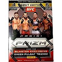 $99 » 2021 Panini Prizm UFC blaster box (24 cards/bx)