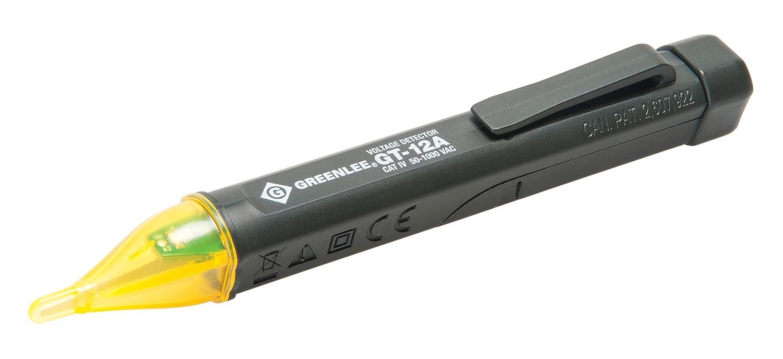 Greenlee gt-12 a sin contacto detector de voltaje: Amazon.es: Bricolaje y herramientas