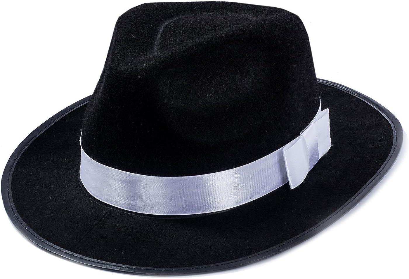 STRIPE FEDORA HAT~*~4 HATS~*~FASHION DRESS UP BOY