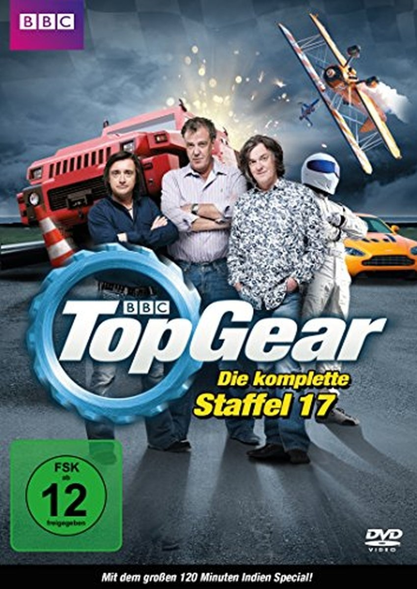 Top Gear - Season 17 [2 DVDs]: Amazon.es: Jeremy Clarkson, Richard Hammond, James May, diverse, Jeremy Clarkson, Richard Hammond: Cine y Series TV