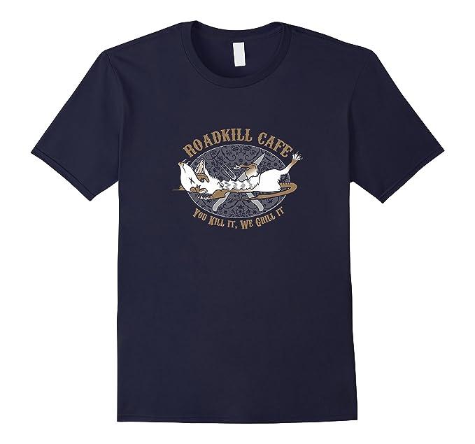Roadkill cafe shirt