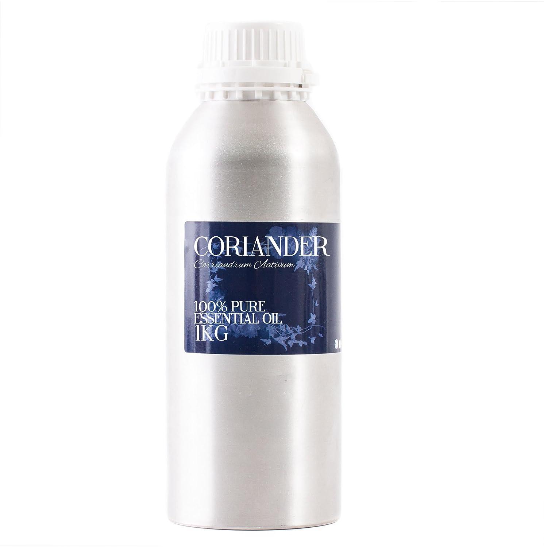 Mystic Moments | Coriander Essential Oil - 1Kg - 100% Pure B01JA9I6ZM