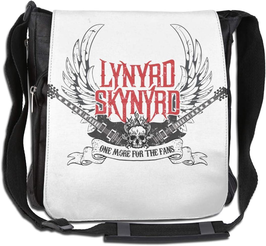 Gregg Allman Large Capacity Messenger Bag Shoulder Bag Simple Fashion Personality