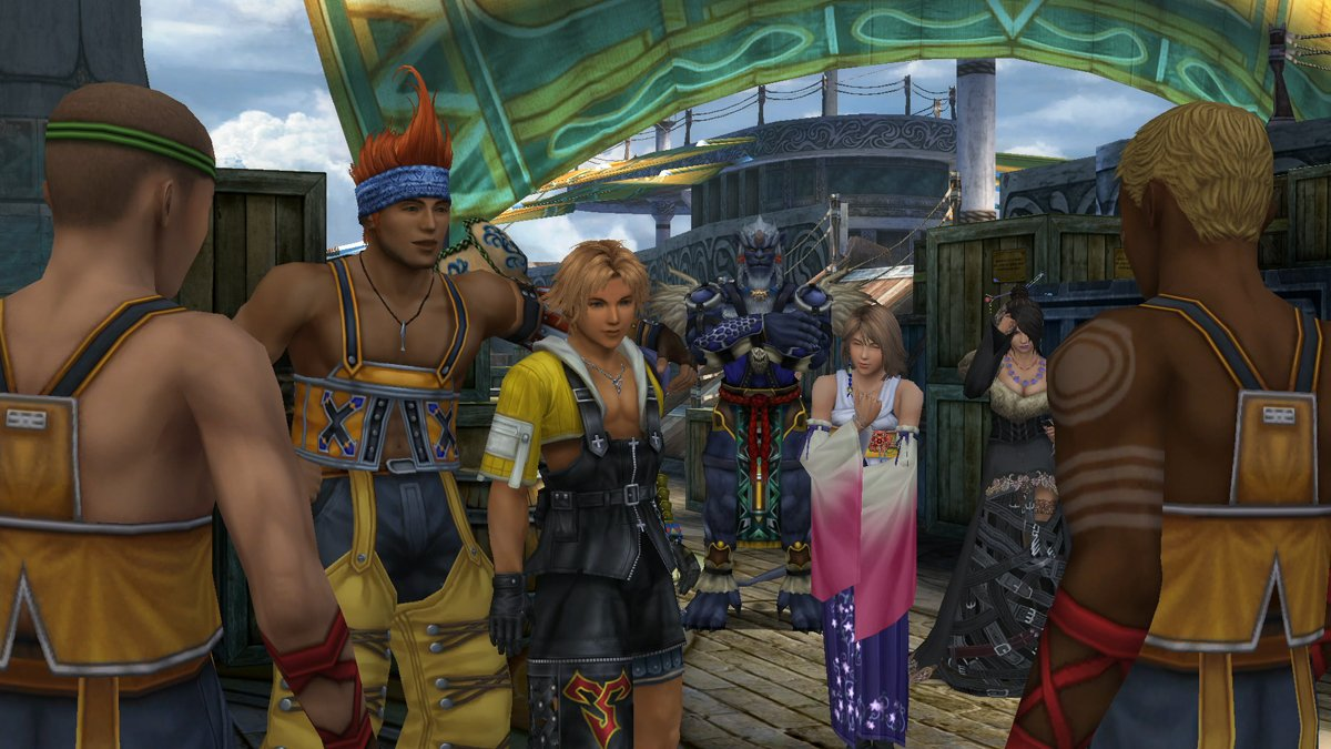 FINAL FANTASY X|X-2 HD Remaster - PlayStation Vita by Square Enix (Image #15)