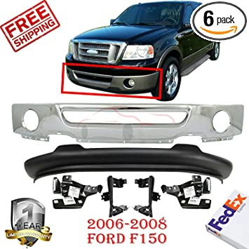 Front Textured Lower Valance Spoiler 2WD Fits Ford F-150 FO1093107