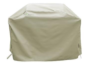 Tepro Toronto Holzkohlegrill Abdeckung : Tepro universal abdeckhaube für gasgrill groß amazon garten