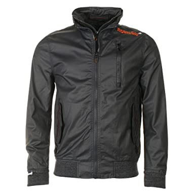 high fashion uk availability reasonably priced Superdry Mens Moody Bomber Lite Jacket: Amazon.co.uk: Clothing