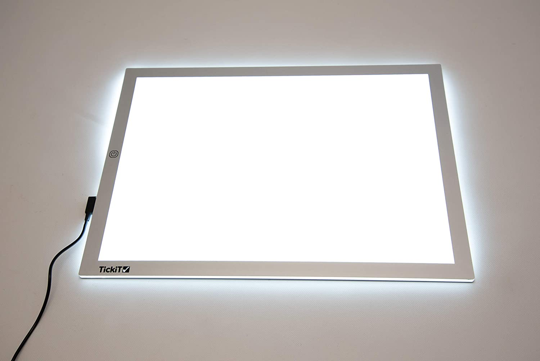 TickiT 73046 Panel de luz de tamaño A3: Amazon.es: Industria ...