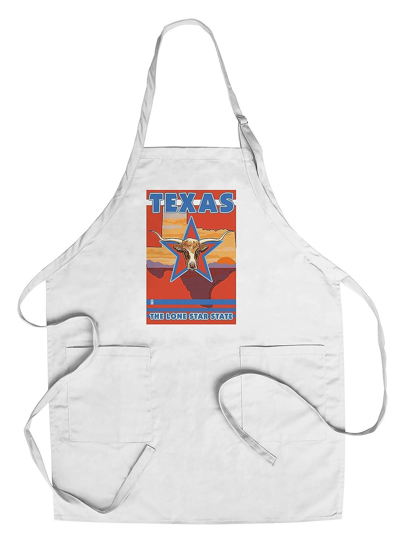春新作の Texas State LANT-25843-AP – Longhorn Bull Chef's Apron Apron Chef's LANT-25843-AP B018BTFRU4 Chef's Apron, ハヤキタチョウ:11cd7e7a --- catconnects-ie.access.secure-ssl-servers.org