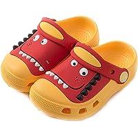 Zuecos para Niñas Niños Zapatillas de Jardín Antideslizante Respirable Verano Sandalias de Playa Piscina Unisex bebés