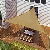 SunShade 16 ft Triangle Sun Sail Shade Cover