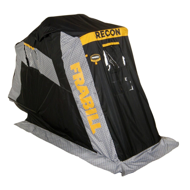 激安店舗 Frabill Trunk Recon 100 Flip-Over Shelter Shelter with Pad Trunk Seat [並行輸入品] [並行輸入品] B0788NRD9W, Four Seasons Jewellery:c0a16cf3 --- arianechie.dominiotemporario.com
