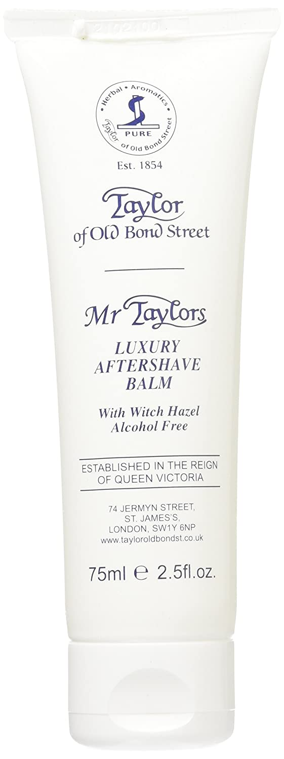 Taylor of Old Bond Street Mr Taylor Luxury Aftershave Balm 75 ml 06009