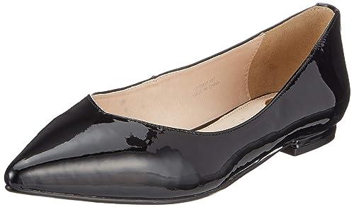 new concept a1a36 54298 Buffalo Damen Amireh Geschlossene Ballerinas