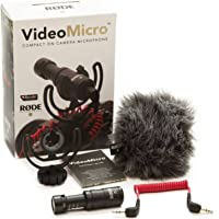 RØDE VMICRORode VideoMicro Ultra-Compact Directional On-Camera Microphone