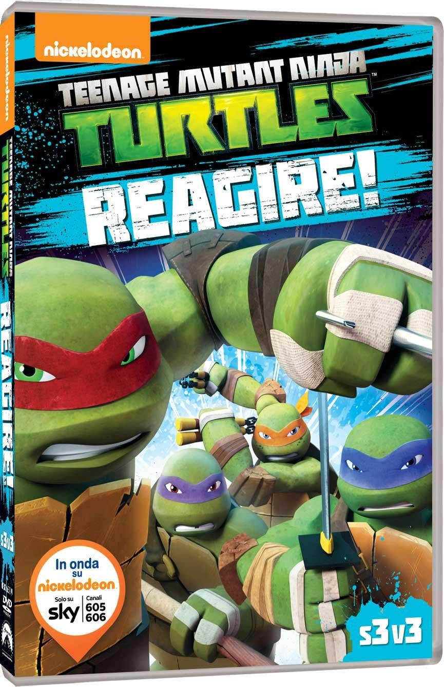 Teenage Mutant Ninja Turtles - Stagione 03 #03 - Reagire ...