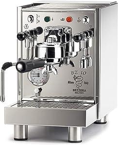 Bezzera BZ10 PM Espressomaschine mit Siebträger