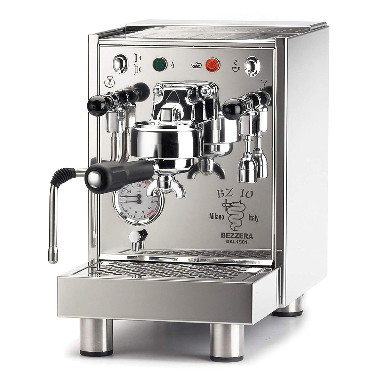 Zweikreiser-Espresso Siebträgermaschine Bezzera BZ10 PM