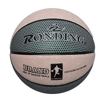 CUEYU - Balón de Baloncesto Reflectante Que Ilumina el Baloncesto ...