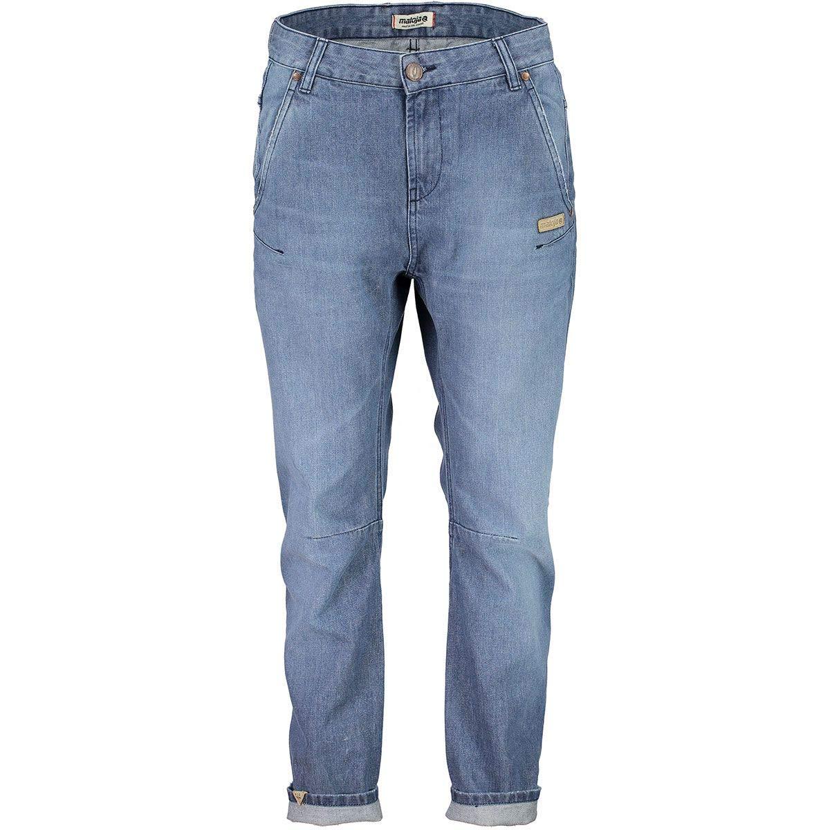 Bleu (mountain lake) 33-34 Maloja marbellam. Pantalons, Femmes