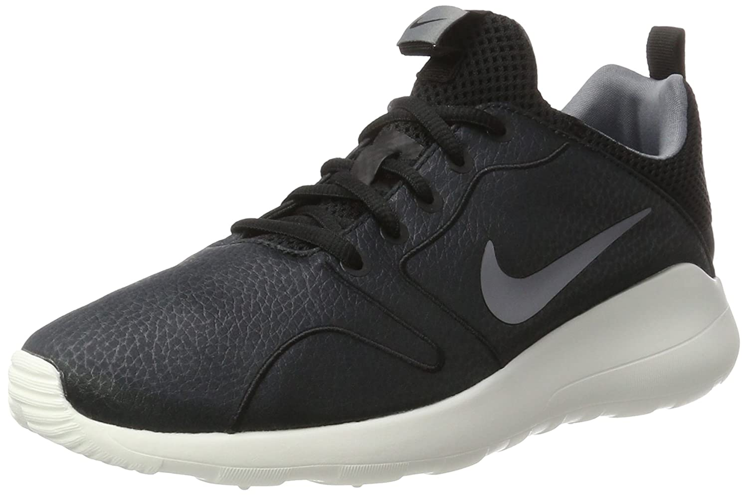 promo code 38eab 0c54b Amazon.com  Nike Mens Kaishi 2.0 SE Black Grey Mesh Trainers 10 US   Fashion Sneakers