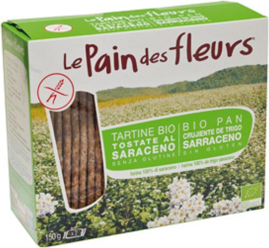KI GROUP SpA Priméal Le Pain De Fleurs Tartine Al alforfón Orgánica 150g