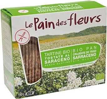 Oferta amazon: KI GROUP SpA Priméal Le Pain De Fleurs Tartine Al alforfón Orgánica 150g