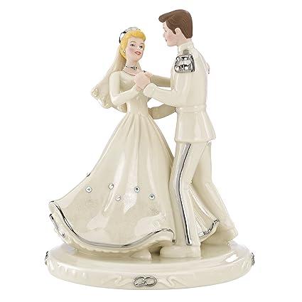 Amazon.com: Lenox 836612 Classics Disney\'s Cinderella & Prince ...