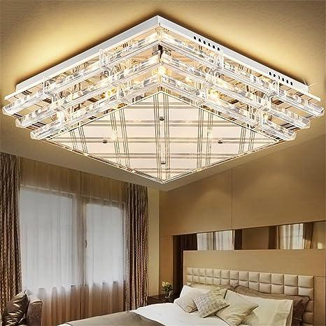 GCR&LIGHT® Lámparas De Techo De Cristal Atenuando Lámpara De ...