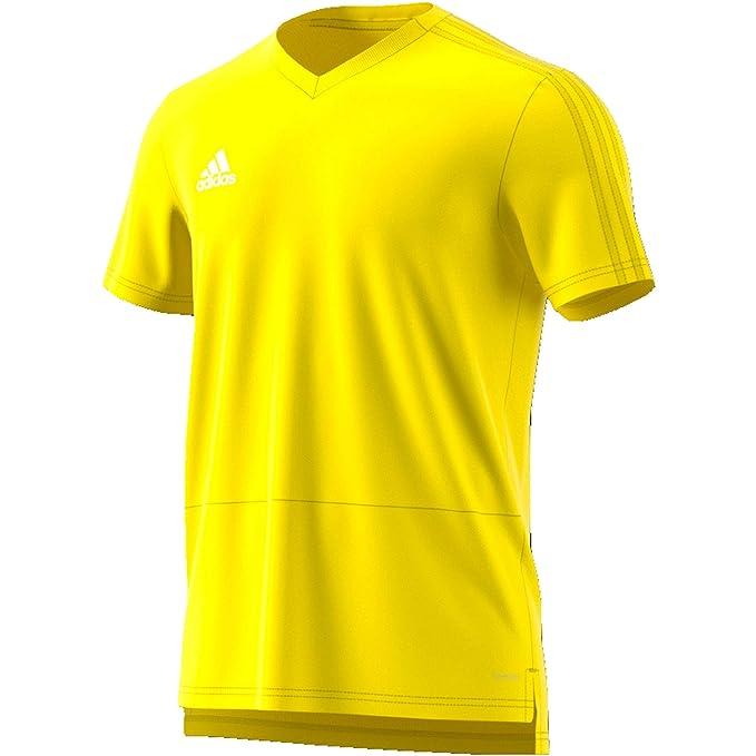 adidas Condivo 18 Entrenamiento Camiseta: Amazon.es: Ropa y accesorios