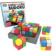 ThinkFun Colour Cube Sudoku,Logic Games
