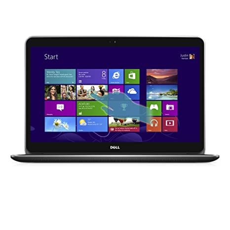 Dell XPS 15 UHD 15 6-Inch Touchscreen Laptop (Intel Core i7 4712HQ 2 3 GHz  Processor, 16 GB RAM, 512 GB SSD,Windows 8 1 OS) Silver