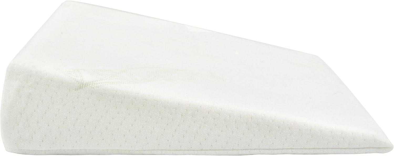 Taille:33x30 cm ovale BestCare/® Coussin b/éb/é soulageant la pression et dot/é dun tissu respirant ajust/ées /à la plupart des petits lits poussettes berceaux /évitant ainsi les espaces vides dangereux