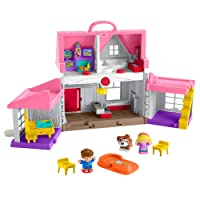 Deals on Fisher-Price Little People Big Helpers Home FWX12