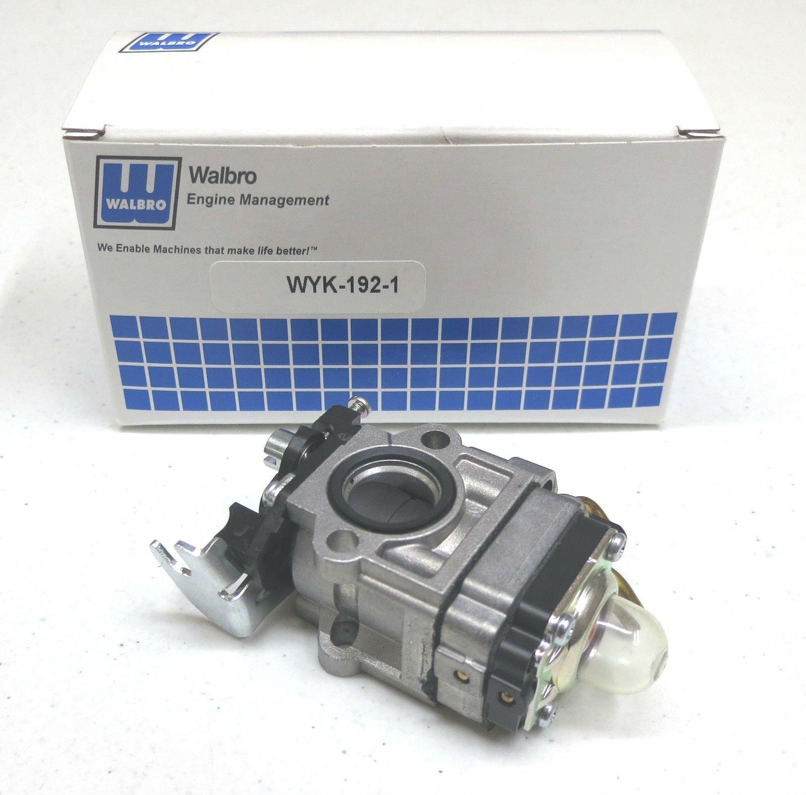 OEM Walbro WYK-192 CARBURETOR Carb EB633RT Shindaiwa Power Backpack Leaf Blower supplier_id_theropshop, #UGEIO40252085494954 by Anihoslen