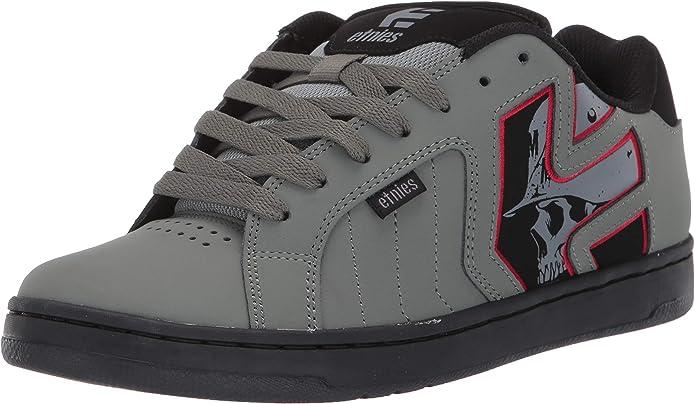 Etnies Fader 2 Metal Mulisha Sneakers Herren Weiß/Schwarz/Kautschuk Größe 37 – 48