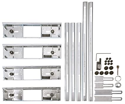 PORTER-CABLE 59381 Hinge Butt Template Kit - Porter Cable Hinge Jig ...
