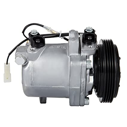 Amazon.com: Happybuy CO 10620C 99000990887CH Universal air conditioner Ac Compressor & Clutch for Suzuki Grand Vitara Esteem: Automotive