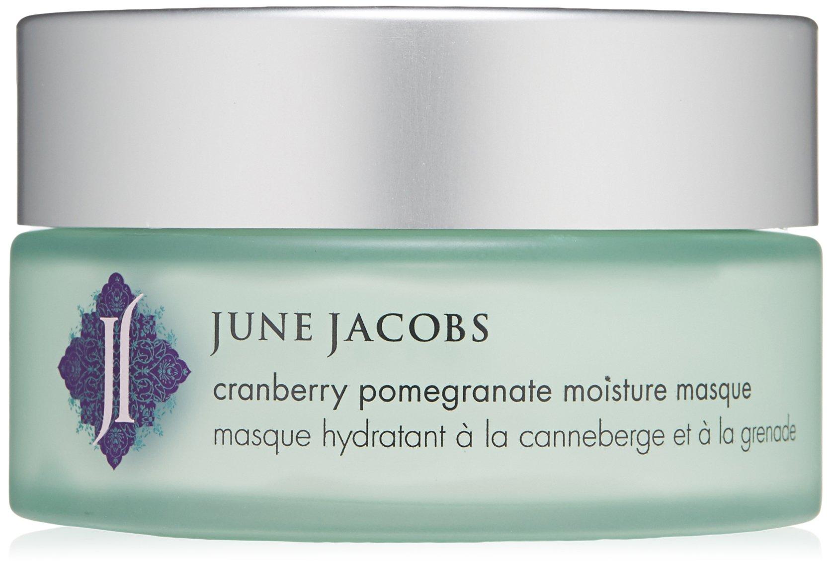 June Jacobs Cranberry Pomegranate Moisture Masque, 4 Fl Oz