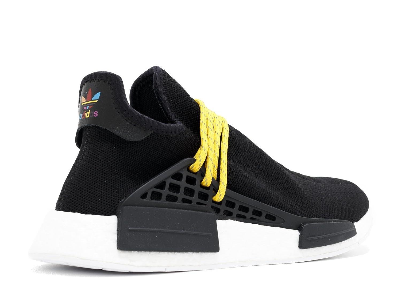 Adidas Hombre Pw Raza Humana Negro Nmd / Malla Blanca 7FSZGOC