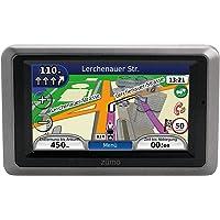 """Garmin Zumo 660LM - Navigatore Moto, Impermeabile IPX7, Schermo Touch 4.3"""", Mappa Europa Completa con Aggiornamento a Vita Incluso, MP3, Bluetooth, Staffe e Cablaggi Auto e Moto Inclusi"""